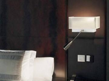 ankara aplik otel avize modeli klasik spiralli aplik-modern şapkalı otel kafe apliği