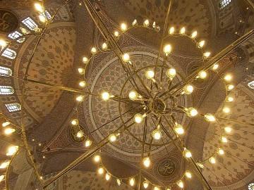 мечеть люстры-Производство стене-камень люстры-Отель производства люстр-люстра производства (3)