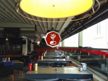 Restaurant avize modeli imalatı