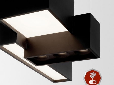 özel tasarım tavan aydınlatması