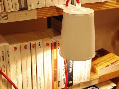özel tasarım şapkalı kitaplık duvar tavan aydınlatması ARG-154950
