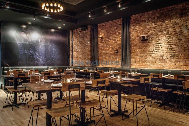 Restoran Aydınlatma Avize Modelleri Imalatı