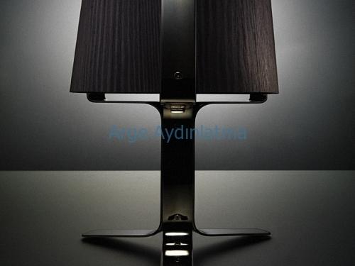 Masa Lambası Tripot Model Siyah 5031610
