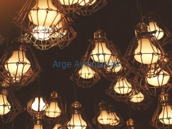 Endüstriyel vintage aydınlatma modelleri