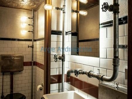 Su burusu duvar aydınlatma aplik modelleri arg-1503123
