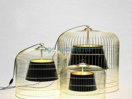 Kafes abajur aydınlatma