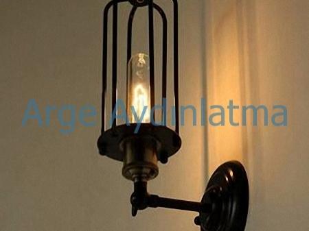 Vintage aydınlatma aplik modelleri Arg-2031116