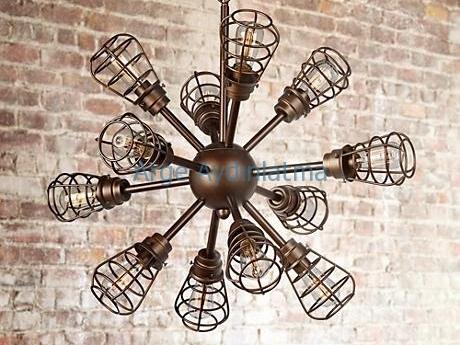 Vintage aydınlatma modeli imalatı