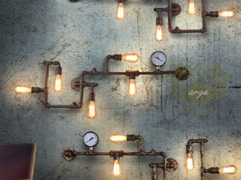 Endüstriyel su borusu aydınlatma imalatı arg-191216