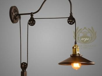 cafe aydınlatma aplik modelleri