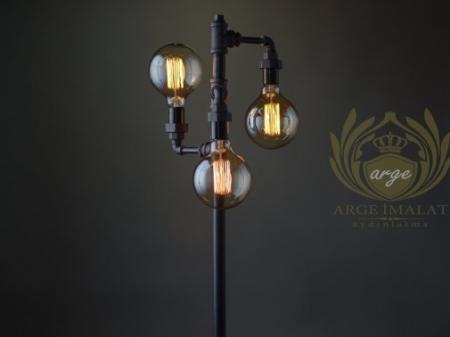 su borusu ayaklı lamba arg-8117